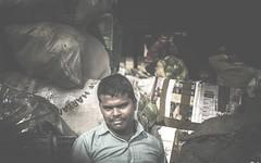 Vegetable salesman at the mandi (Crit93) Tags: sabzi mandi sabzimandi chandigarh sector26 portrait people india