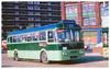 Leeds City Transport Bus '45' in Leeds.