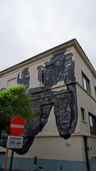 2016-11-01_13-51-45_ILCE-6300_9658_DxO (miguel.discart) Tags: 2016 27mm artderue citytrip createdbydxo crystalship dxo e18200mmf3563oss editedphoto focallength27mm focallengthin35mmformat27mm graffiti graffito grafiti grafitis ilce6300 iso100 mural oostende ostende sony sonyilce6300 sonyilce6300e18200mmf3563oss streetart thecrystalship