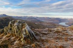 A view from the Trossachs (Douglas Hamilton ( days well spent )) Tags: ben venue trossachs scotland douglas hamilton loch katrine hill walking landscape explored