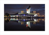 The Imperial War Museum North (andyrousephotography) Tags: salfordquays imperialwarmuseum north iwmn daniellibeskind architect architecture deconstructivism style mediacityuk night longexposure le andyrouse canon eos 5d mkiii