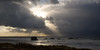 sky energy (Claudia Künkel) Tags: oregon coast ocean pacific clouds stormy winter sunbeams meyersbeach