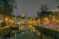 Vanaf de Vissersbrug in Groningen op woensdag 28 december 2016 (sidneyportier) Tags: sigma1750mm