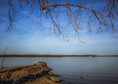 Feb2017-7.jpg (SoonerChick14) Tags: sky grandlake landscape cy365 potd lake