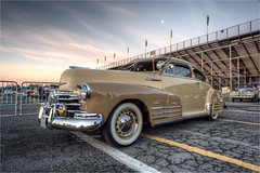 1948 chevrolet fleetline (pixel fixel) Tags: 1948 beige chevrolet fairplex fleetline pomona pomonaswapmeet