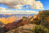 It Really is Grand! (KPortin) Tags: grandcanyon grandcanyonnationalpark cliffs clouds hdr