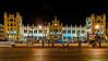 Valencia, Spain: Estació del Nord (Xàtiva) (nabobswims) Tags: catalonia españa estaciódelnord hdr highdynamicrange lightroom nabob nabobswims night photomatix sel18105g sonya6000 spain station trainstation valencia valència xàtiva es