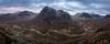Beinn A'Chrulaiste Panoramic (James G Photography) Tags: glencoe buckle thebuckle buachailleetivemor scotland summit winter altnafeadh beinnachrulaiste mountain mountains newyearsday sunrise unitedkingdom gb