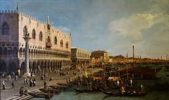 Canaletto (Bosc d'Anjou) Tags: venice italy canaletto giovanniantoniocanal rivadeglischiavoni castellosforzesco sforzacastle pinacoteca