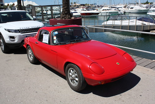 Lotus Elan Typ 36 (1965-75)