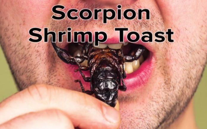 Άνθρωποι τρώνε για πρώτη φορά στη ζωή τους… έντομα – Πώς αντιδρούν;