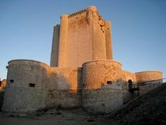 Íscar (Valladolid). Castillo