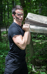 Fitness Model Eddie ( outdoor shoot) (Shawn Collins Photography) Tags: shirtless male outdoors photography model photoshoot modeling masculine muscle muscular chest extreme buff warrior bodybuilder fitness gym abs built malemodel ourdoor fitnessmodel