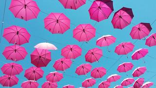 Una pioggia di colore