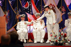 9th District Change of Command (Coast Guard News) Tags: ohio coastguard us unitedstates cleveland greatlakes dhs uscg changeofcommand d9 juneryan ninthdistrict fredmidgette