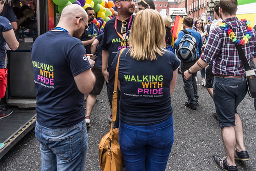 DUBLIN 2015 LGBTQ PRIDE PARADE [THE BIGGEST TO DATE] REF-105934