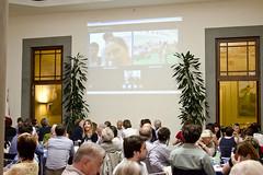 Collegamento con Parigi - WWViews Firenze (OpenToscana) Tags: florence tuscany firenze toscana approvato wwviews worldwideviews worldwideviewsonclimateandenergy