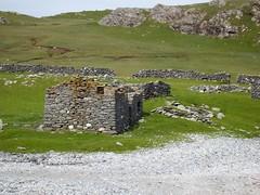 The beach (nz_willowherb) Tags: summer history truck see scotland tour visit factor shetland activities stonehouses fishingstation northmavine to fethaland go farhaaf