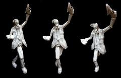 ORIGAMI - THE JOKER ! (Neelesh K) Tags: dark origami batman joker knight boxpleating ithinkthisisart origamijoker