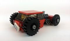 VW GTI rat rod (timhenderson73) Tags: hot vw golf volkswagen rat lego rod gti custom