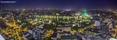 Untitled_Panorama437s (Hanoi's Panorama & Skyline Gallery) Tags: city sky panorama building skyline architecture skyscraper canon asian asia capital skylines vietnam architect hanoi asean appartment hoankiem vitnam hni skyscrapercity honkim cngvin caoc thanhxun