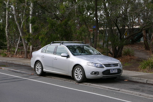 2013 Ford Falcon (FG II) G6 sedan