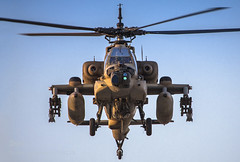 IAF Apache AH-64A helicopter (lapwing005) Tags: army israel fly chopper apache aircraft aviation military flight attack helicopter weapon psi boeing airforce airborne israeli idf rotor gunship hellfire peten aeronautic ah64a iaf xnir