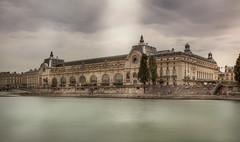 Musee d' Orsay (BernHardN) Tags: longexposure paris france pentax hdr museedorsay nd1000 nd30 pentaxk3 pentaxk3presigeedition hdpentaxda1685mmf3556eddcwr