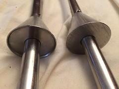 Donair skewers (jasonwoodhead23) Tags: roasting shawarma donair skewer rod steel stainless shaft spit