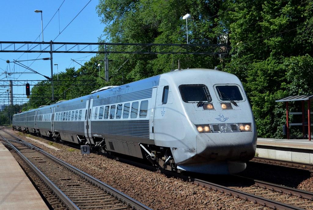 sj snabbtåg sj 2000 tåg 533
