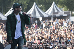 Tyga @ Vestival The Hague Netherlands