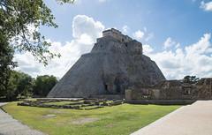 Uxmal, Mexiko (ulrike.heck) Tags: ulrikeheck mexiko yucatan karibik ausgrabungsstätte pyramide maya