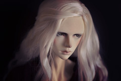 Night Dreamer (Shimiro Kestrel) Tags: bjd doll dollzone raymond dollzoneraymond dollphotography bjdphotography bjdportrait bjdcustom bjdhybrid spiritdoll spiritdollproud vampire portrait