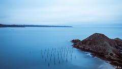 Plouha_1216-3-2 (Mich.Ka) Tags: bretagne beach cliff coast côte côtesdarmor falaise gwinzegal landscape longexposure mer paysage plage plouha poselongue rocher routedesfalaises sea seaside