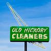 Hey Hickory (Thomas Hawk) Tags: nashville oldhickorycleaners tennessee usa unitedstates unitedstatesofamerica drycleaner neon fav10