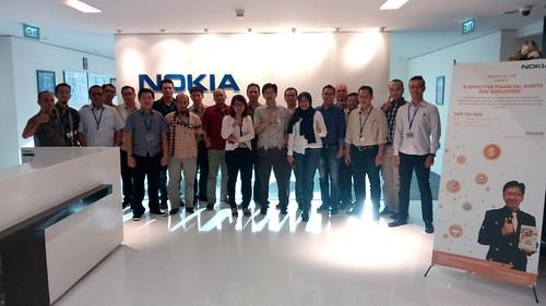"""Nokia, Training Perencanaan Keuangan """"9 Kebiasaan Efektif Mengelola Keuangan Bagi Karyawan"""" • <a style=""""font-size:0.8em;"""" href=""""http://www.flickr.com/photos/41601386@N04/31504708841/"""" target=""""_blank"""">View on Flickr</a>"""