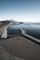 2016 12 28 - Napoli - (103) - Lungomare (Giovanni.Ciliberti) Tags: napoli mare lungomare vesuvio via caracciolo dallalto nalbero