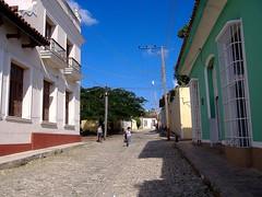 Las empedradas y coloridas calles de Trinidad (Cuba) (tunante80) Tags: trinidad cuba america españa caribe unesco patrimoniodelahumanidad canchanchara colonial historia mar wow