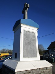 Fethard lifeboat disaster monument (Explored) (JulieK (ready for another 365 challenge)) Tags: 2017onephotoeachday 117picturesin2017 monument fethardonsea lifeboatmen disaster commemoration wexford ireland irish inexplore