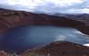 Víti crater, Iceland (SteveInLeighton's Photos) Tags: kodachrome transparency iceland 1984 july crater lake myvatn