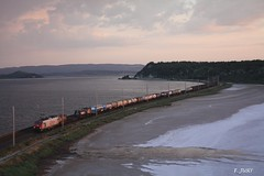 Prima Véolia (Frédérick Jury) Tags: europorte train bahn portlanouvelle veolia