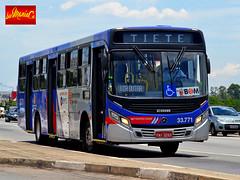 Guarulhos Transportes 33.771 (busManíaCo) Tags: guarulhos transportes carro 33771 caio apache vip iv mercedesbenz of1721 bluetec 5 busmaníaco nikond3100 ônibus bus 公共汽车 автобус pasi బస్సు حافلة اتوبوس รถบัส autobús