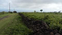 Space - the final frontier (David A's Photos) Tags: space dish geocache kalae southpoint hawaii rock wall road rocketmancache rocketman cache gc45m6h