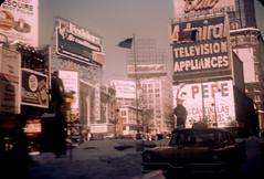 Times Square (skua47) Tags: newyork newyorkcity places scenic snow unitedstates