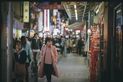 Yokohama Chinatown (xperiane (Extremely busy)) Tags: pentaxmzs fa77mmf18limited fuji superiaxtra400 yokohama 中華街 japan film filmphotography フィルム v850 epson gtx980