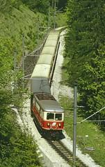 ÖBB electric loco 1099.05 below Winterbach