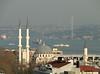 A view to Bosphorus (baltoji) Tags: istanbul turkey bosphorus mosque