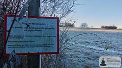 Warnhinweis! Hiking Traumschleife Litermont-Sagenweg