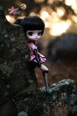 Awating For You (dreamdust2022) Tags: nikki girl cute playful flirt sassy killer kisser party star dancer dark dal doll