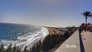 Coastal walk, Paseo Costa Canaria, Playa del Inglés, Spain - 4780